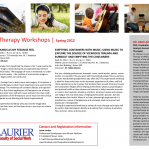 Music Therapy Workshops Spring 2012